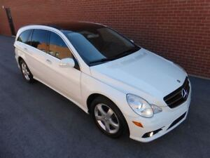 2009 Mercedes-Benz R-Class R320 BT DIESEL -- PANORAMA GLASS ROOF