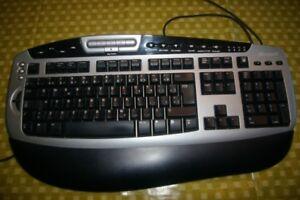 Clavier Microsoft avec fil