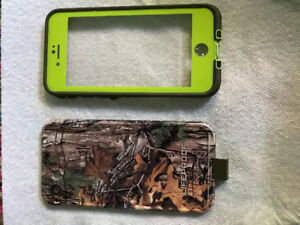 Real Tree iPhone 7 life proof case