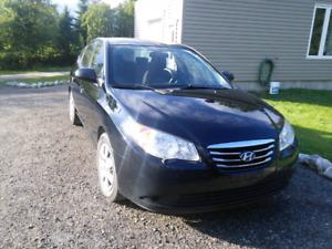 Elantra Hyundai  2010 à vendre