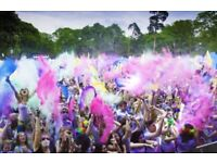 Selling 3 tickets to the Holi Colour Festival on 29th July 2017