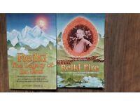 2 x Reiki Books
