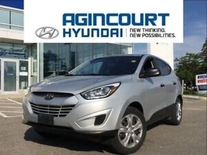 2014 Hyundai Tucson GL/HEATED SEATS/LED LIGHTS/OFF LEASE/ONLY 44