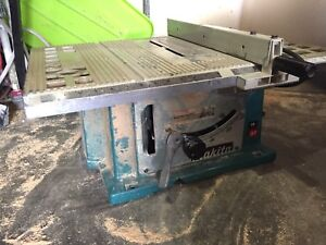 "10"" makaita table saw"