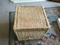 Cube Basket Toy Box 20in/51cm Cubed