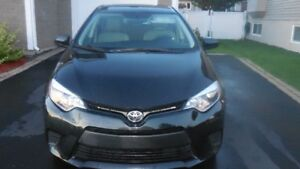 2014 Toyota Corolla LE Automatique