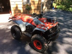 WANT TO BUY 1992 POLARIS 350 L TRAIL BOSS FOR PARTS