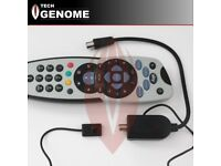 Sky Plus Rev 9 Replacement Remote Control with Antiference Magic Eye