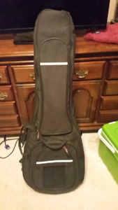Good condition guitar with case.