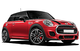 MINI MINI 1.6 One (red) 2010