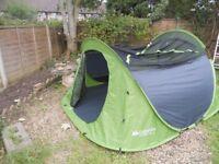 Single Skin Tent