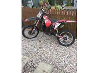 Cr 125 rolling chassis 97/98/99
