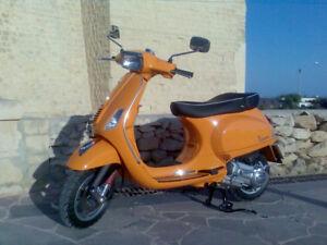 2011 Vespa 50S