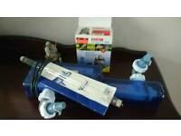 UV Steriliser and Pump