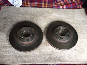 Rotors (front) for 2004 Acura MDX