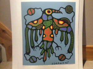 Norval morrisseau sacred thunderbird Giclee $175 or best offer