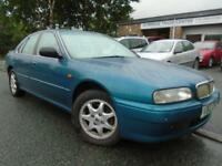 1999 V ROVER 600 2.0 620 SLI 4D AUTO 129 BHP