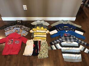Size 4 Boys clothing