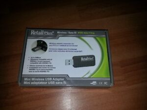 Reail Plus USB Network connection