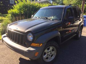 2005 Jeep Liberty VUS