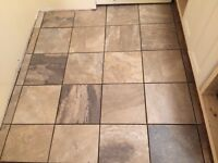 Tile and laminate flooring installations