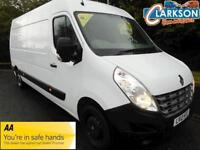 2012 Renault Master LM35, LWB, beautifully origional with spotless svs history