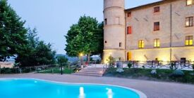 4* Medieval Castle in Italy