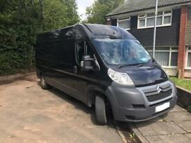 Citroen relay 2013 (no vat)