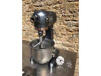 stainbless steel mixer