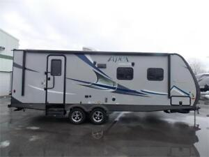 2017 FOREST RIVER COACHMEN APEX 215RBK TRAVEL TRAILER