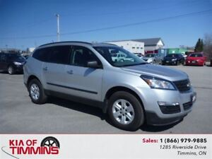2016 Chevrolet Traverse LS AWD Rear Camera 8 Passenger