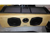 tannoy mercury center speaker