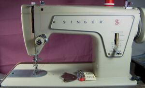 2 Singer & 1 Kenmore Heavy DUTY SEWING MACHINES FOR SALE