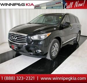 2013 Infiniti JX35 *Accident Free! Loaded!*