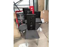Ex display chairs