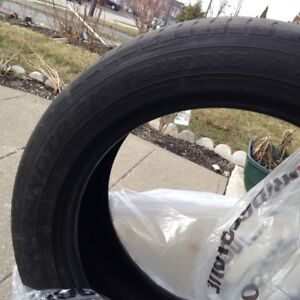 """Dunlop 19"""" run flat tires for sale$300 for two"""