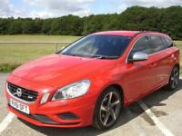 Volvo V60 2.0 D3 R-DESIGN 163PS