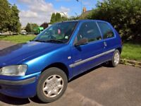 Great little Peugeot low mileage £250 ONO