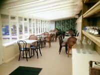 Assistant Manager for Cafe, Rowan Garden Centre