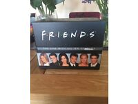 Complete friends box set (all 10 series)