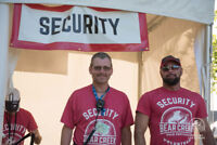Security Volunteers Needed: Bear Creek Folk Fest (Aug. 18-20)