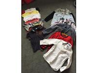 Boys 7-8 clothes bundle