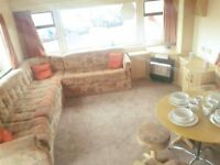 STATIC CARAVAN SALE - 12ft WIDE STUNNING 3 BED CARAVAN - SEAWICK AND ST OSYTH
