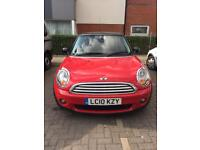 MINI Cooper 1.6 Manual, petrol 2010
