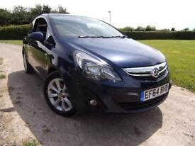 Vauxhall Corsa 1.2i 16v VVT ( 85ps ) ( a/c ) Excite (ONLY 8,717 Miles)