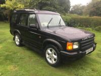 Land Rover Discovery 2.5 Td5 ES AUTOMATIC