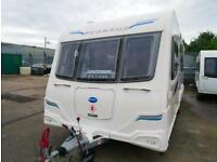 Bailey Verona 4 Berth Caravan