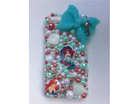 Customised Ariel under the sea iPhone 5c case