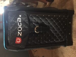 Zuca bag with crystals, frame and seat cover