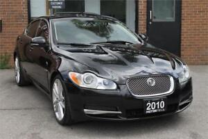 2010 Jaguar XF Premium Luxury Portfolio *NO ACCIDENTS, CERTIFIED